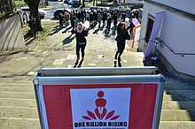 One Billion Rising Day 2018