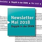 Newsletter auf dem Schreibtisch