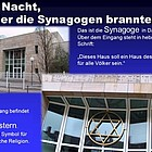 Fotos der heutigen Synagoge in Darmstadt