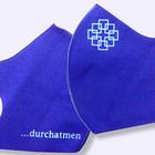 Gesichtsmaske mit EKHN-Logo