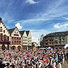 Römer trifft Reformation: Großes Fest in Frankfurt am Pfingstmontag 2017