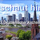 Skyline von Frankfurt