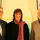 Im Rahmen einer Sondersitzung der XII. Dekanatssynode im Haus der Kirche in Bad Soden wurde heute Pfarrerin Eva Reiß mit großer Mehrheit zur stellvertretenden Dekanin im Dekanat Kronberg gewählt.