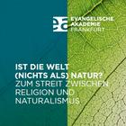 Titelbild eines Flyers mit Logo der Evangelischen Akademie Frankfurt