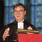 Kirchenpräsident Volker Jung 2017