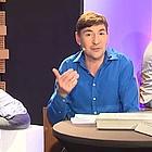 Pfarrer Rasmus Bertram bei einem sublan-Gottesdienst in der jugend-kultur-kirche sankt peter