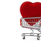 Einkaufen mit Herz
