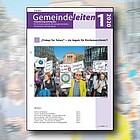 """Demonstration von Mitgliedern von """"Churches for Future"""""""