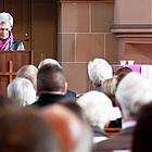 Gottesdienst in der Hofheimer Gohannesgemeinde