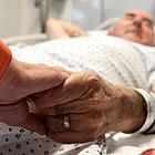 Beistand im Krankenhaus
