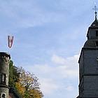 Evangelische Talkirche gegenüber der Eppsteiner Burg