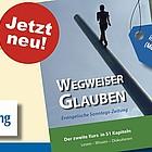 Cover und Wort-Bild-Marke der Evangelischen SonntagsZeitung