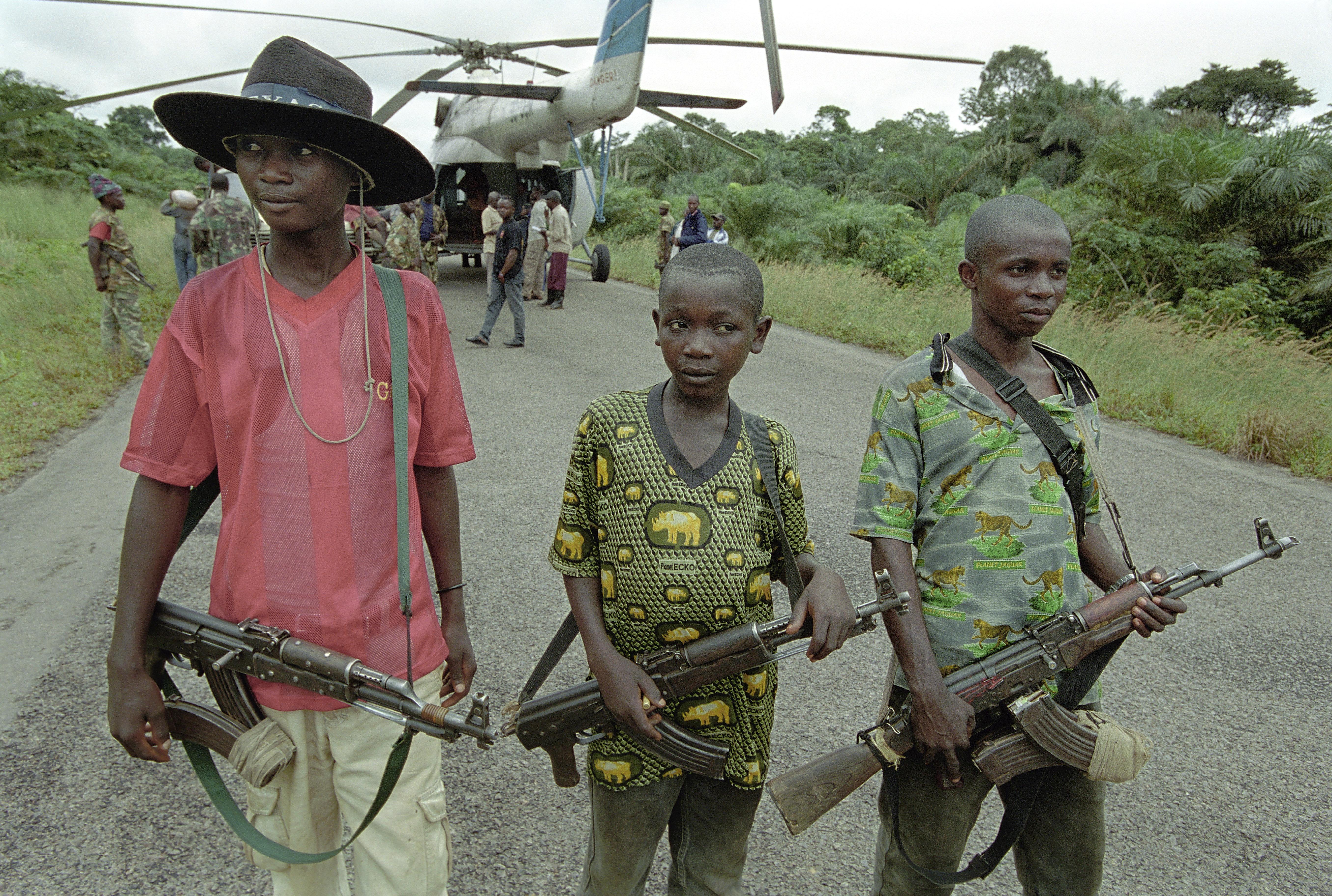somalia krieg kindersoldaten